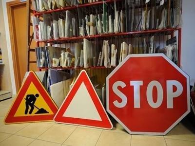 segnali stradali - Imola