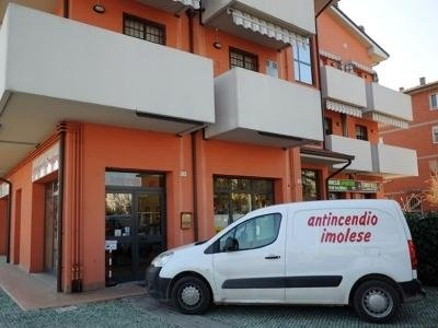 furgone azienda Antincendio Imolese - Imola