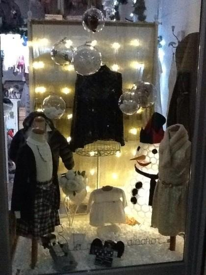 Abbigliamento invernale LA GATTA IN ALBARO Genova
