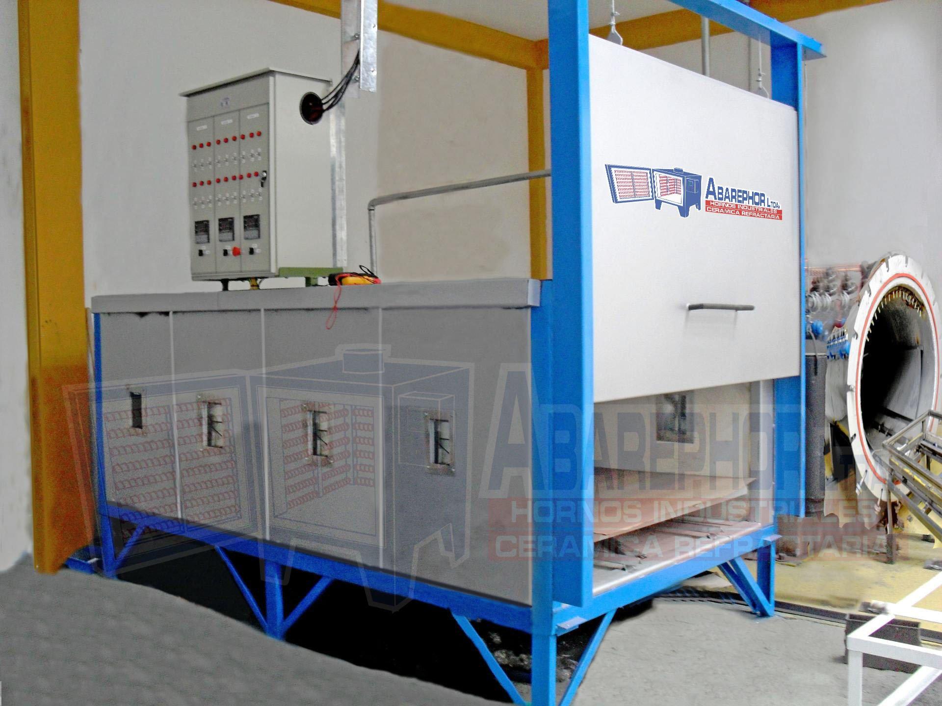 fabricaci n de hornos industriales en bogot con abarephor ForHornos Industriales Bogota
