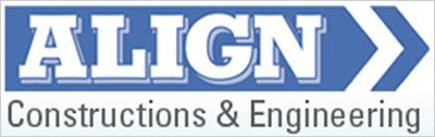 align constructions and engineering business logo