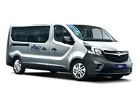 9 seater people carriers from First Self Drive