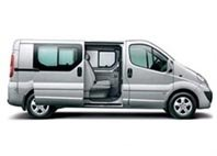 6 seat combi van hire from First Self Drive