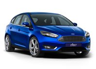 ford focus first self drive