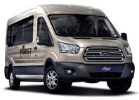 17 seater mini bus hire from First Self Drive