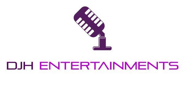 DJH ENTERTAINMENTS logo