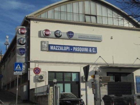 carrozzeria Mazzalupi - Pasquini