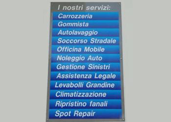 riparazione auto, riparazione veicoli commerciali, riparazione ciclomotori