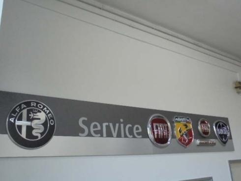 service accettazione carrozzeria Mazzalupi - Pasquini