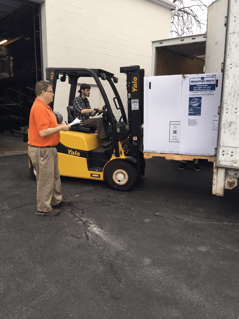 Plumbing Supply Delivery,  Rochester NY