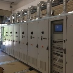 quadro elettrico per pozzi