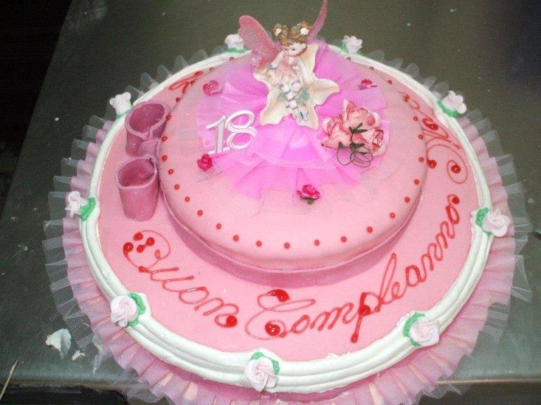 torte per diciottanni