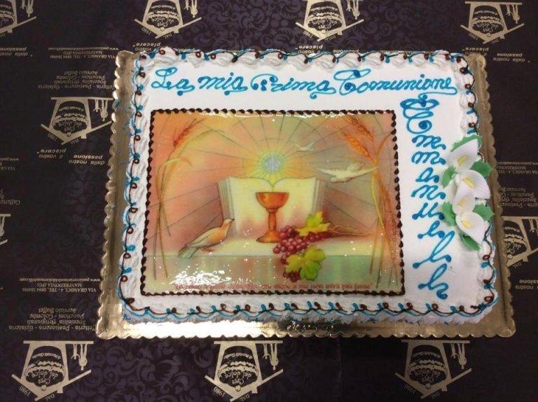 torte per la prima comunione