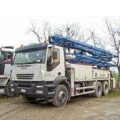 scale aeree usate Iveco