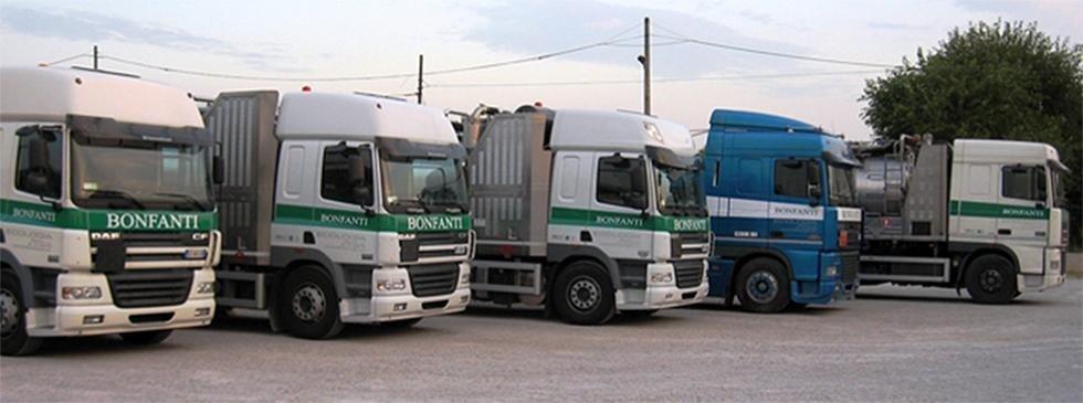 trasporto e smaltimento rifiuti industriali