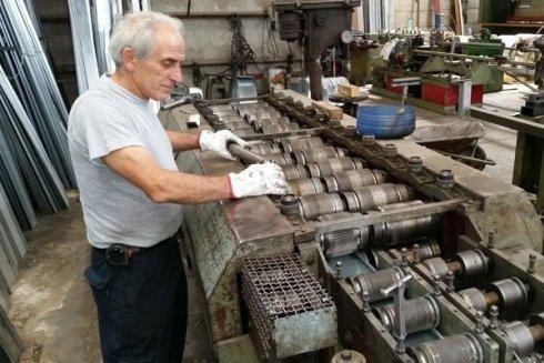 Officina produzione serrande