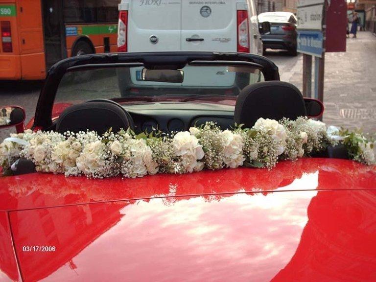 fiorista matrimoni