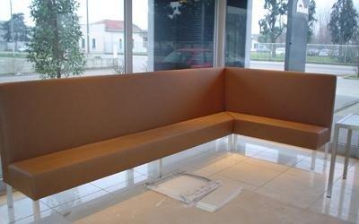 Imbottitura divano