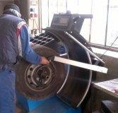 Reifen-Reparatur