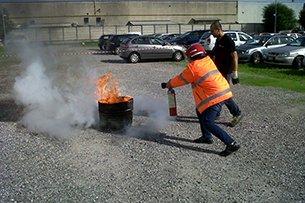 Esperti antincendio