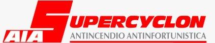 AIA Supercyclon Sas - Antincendio Estintori_logo