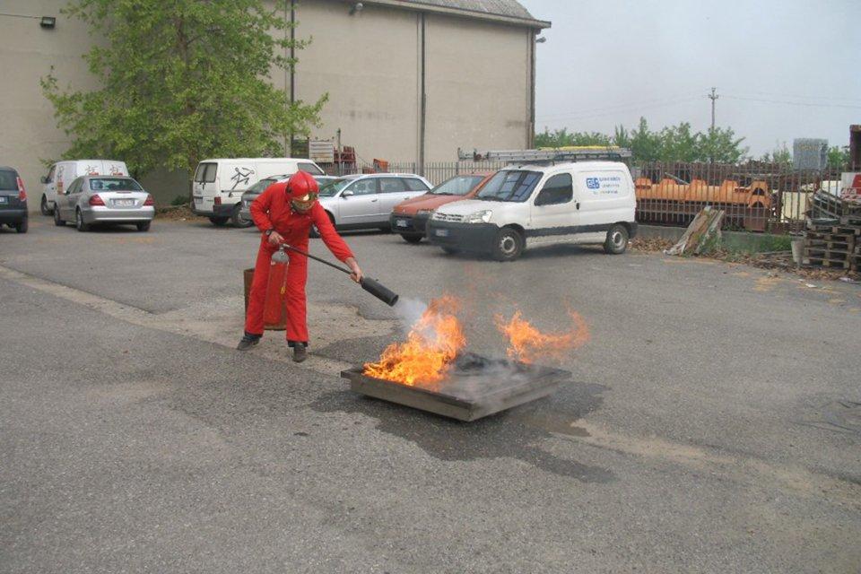 Prodotti antincendio in offerta