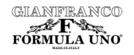 logo gianfranco formula uno