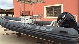 gommone MG Nautica Service