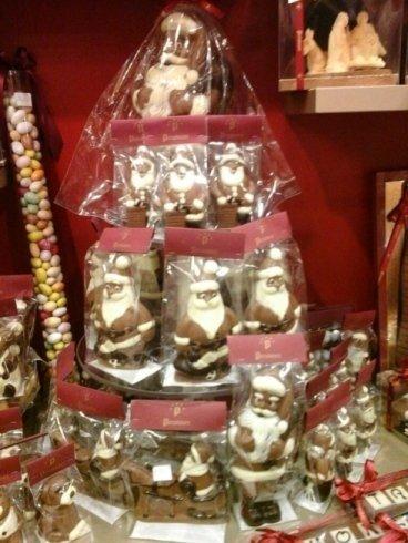 dolci cioccolato natale