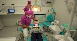 visita per bambini, sigillatura, controllo denti bambini