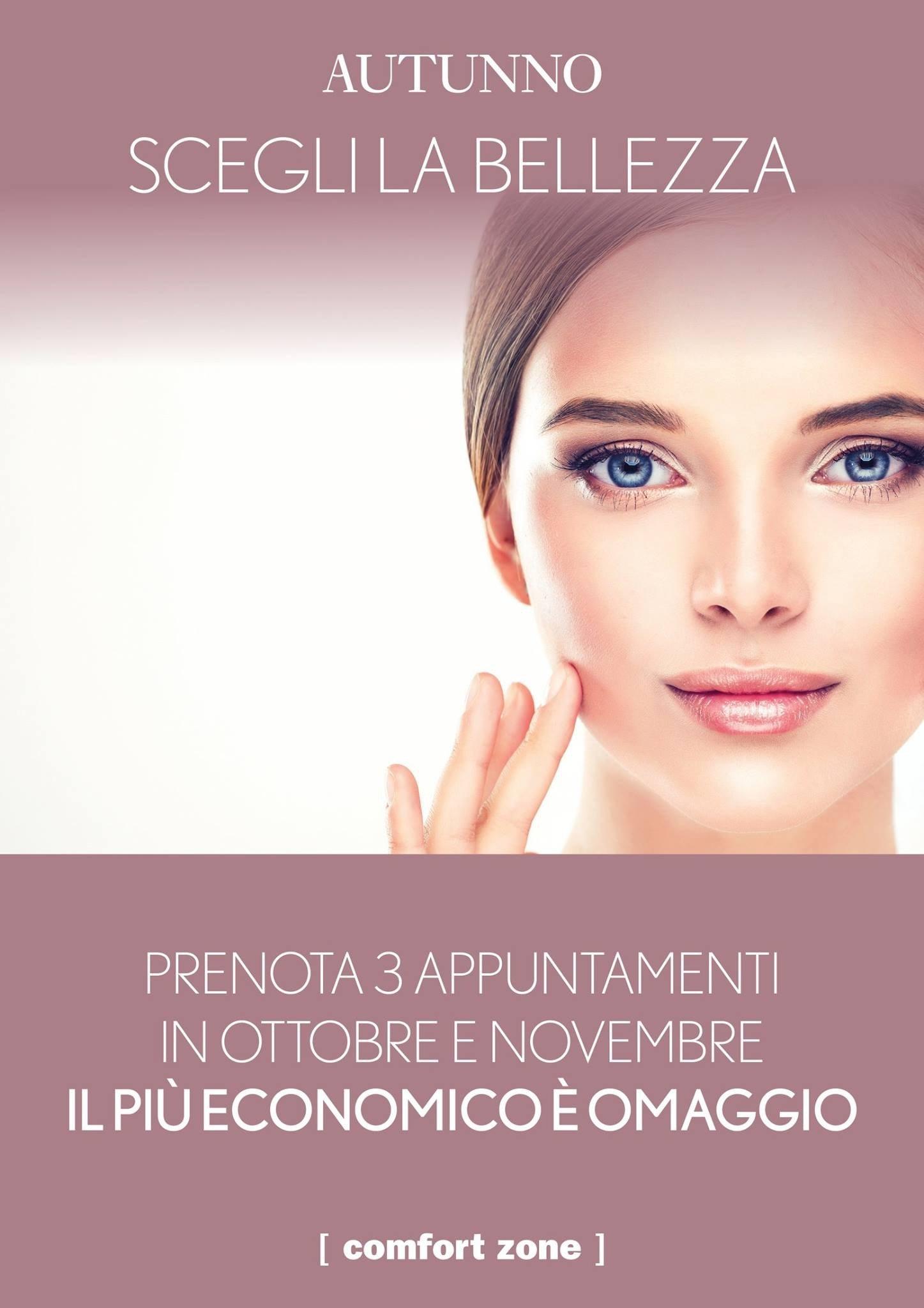 promozione pulizia viso con trattamento con acido ialuronico