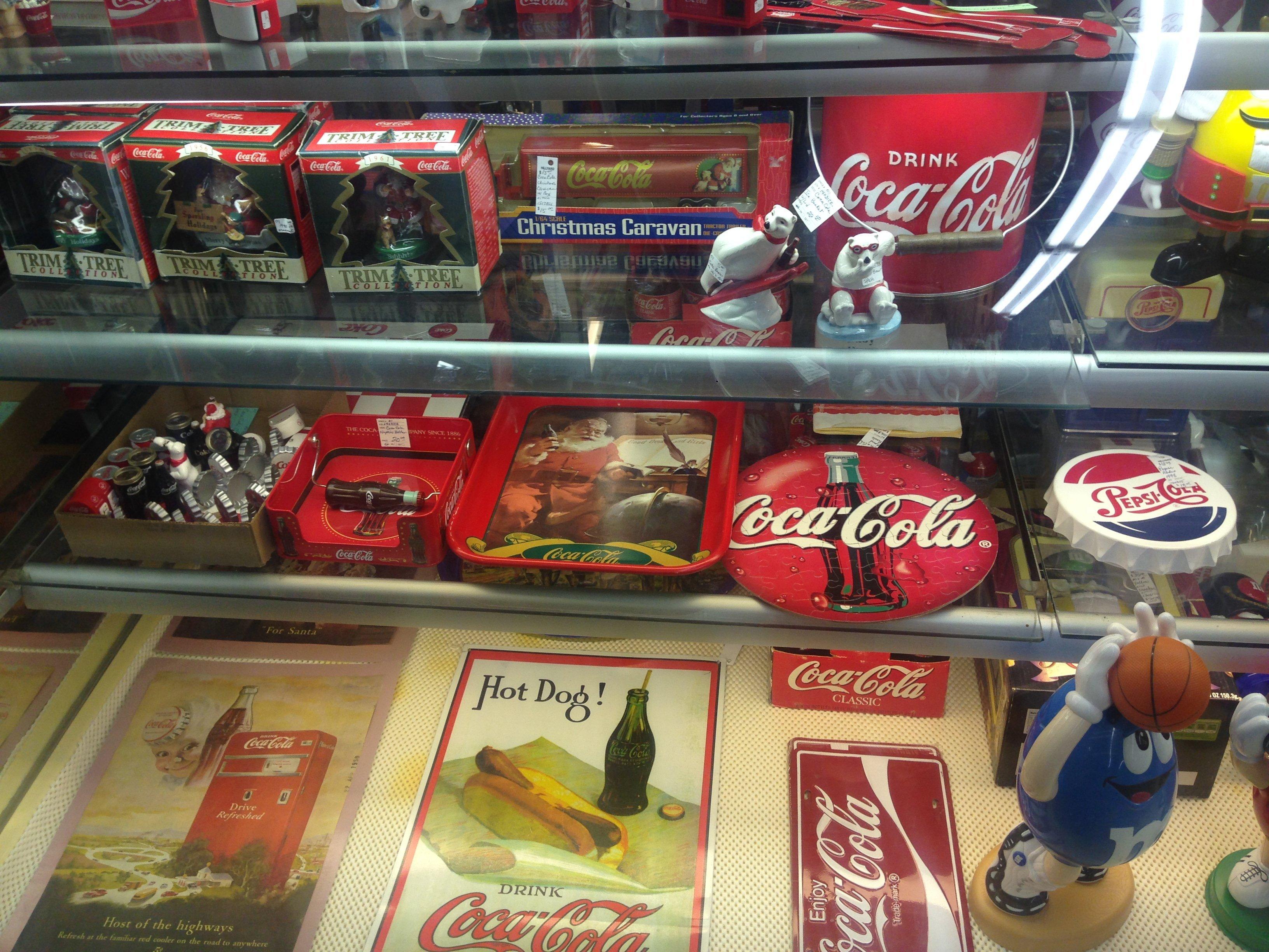 Vintage Coca Cola Spokane wa
