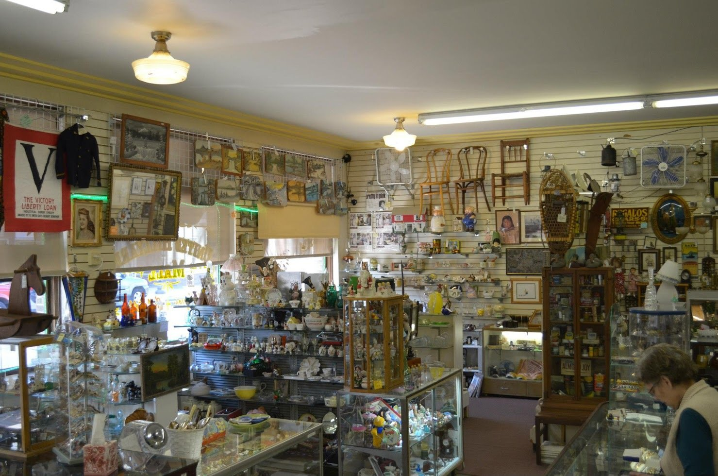 Best Antique Store in Spokane
