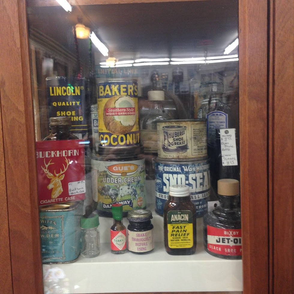 Antique Store Spokane