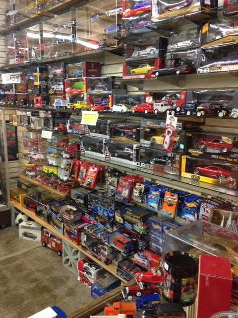 Vintage and Antique Toys in Spokane
