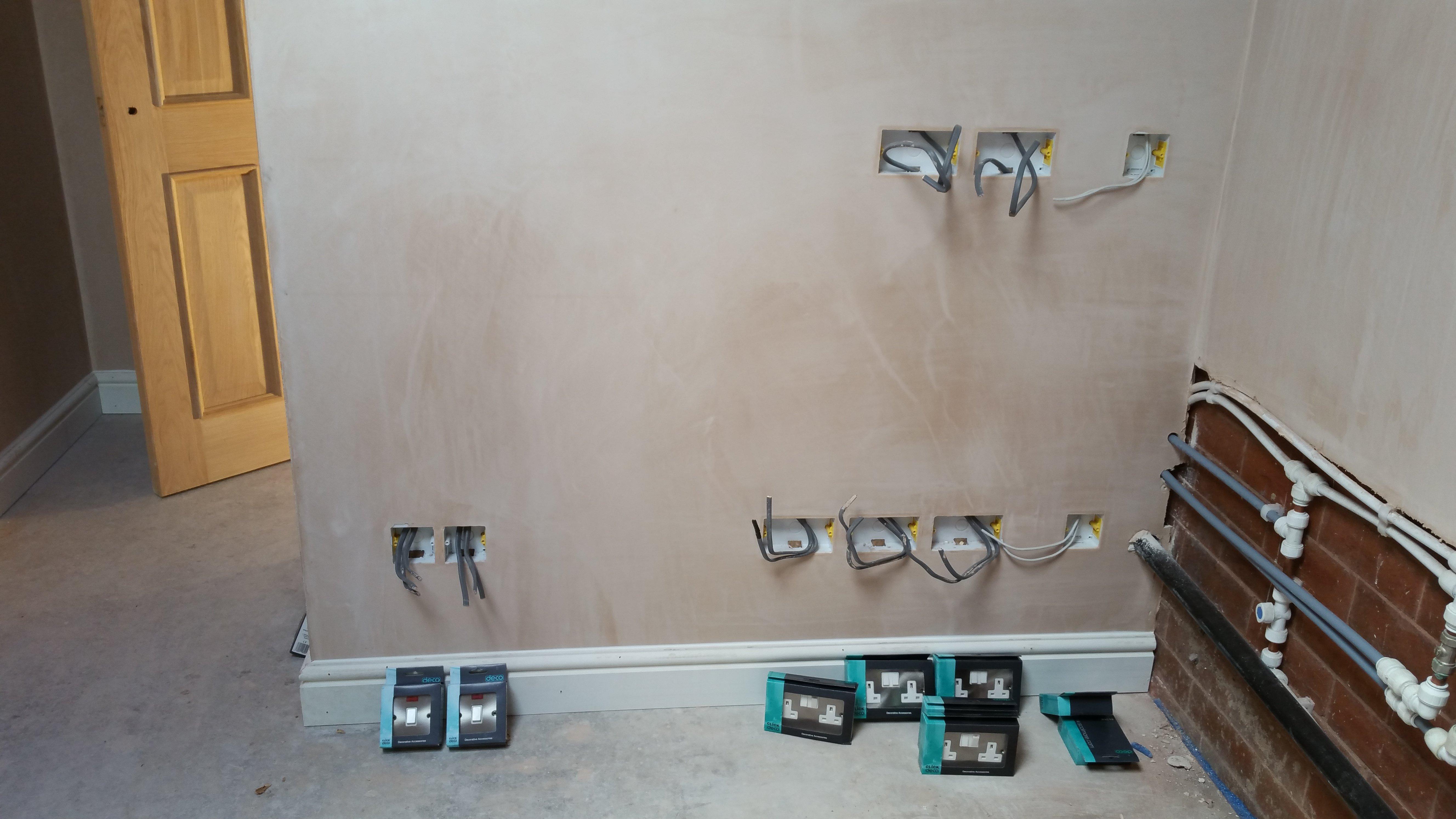 AJOB Electrical Ltd electrician in leeds & Wakefield
