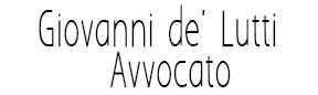 STUDIO LEGALE GIOVANNI de' LUTTI