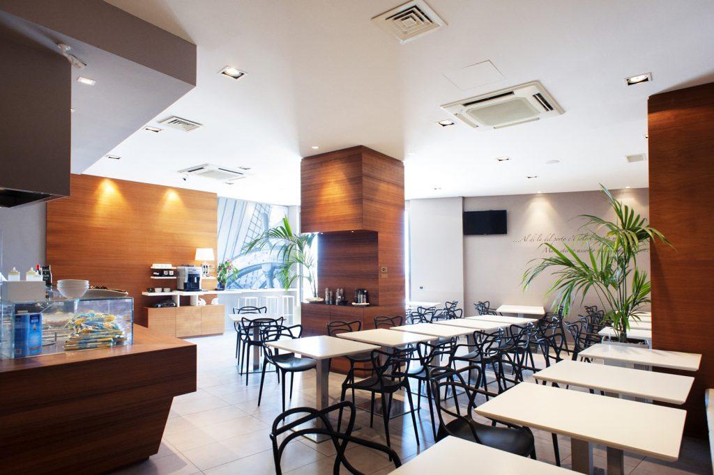 Sala di un ristorante