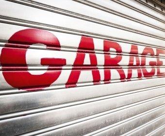 saracinesche garage