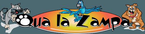 QUA LA ZAMPA - Logo
