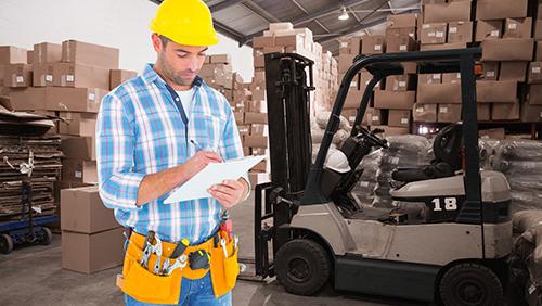 Forklift repair service in Pearl City, HI