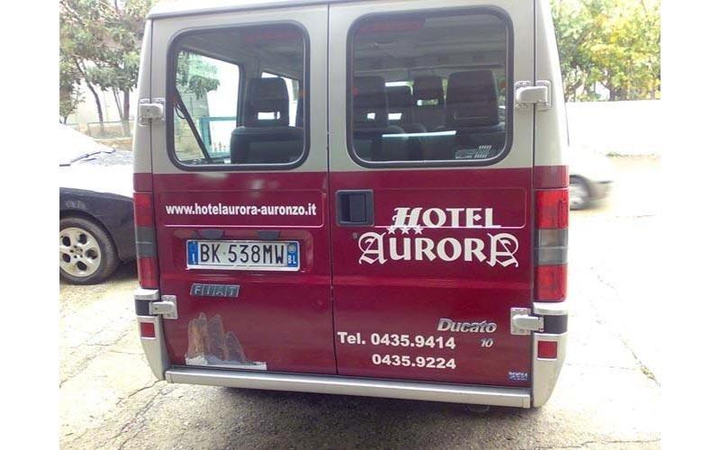 personalizzazione furgoni