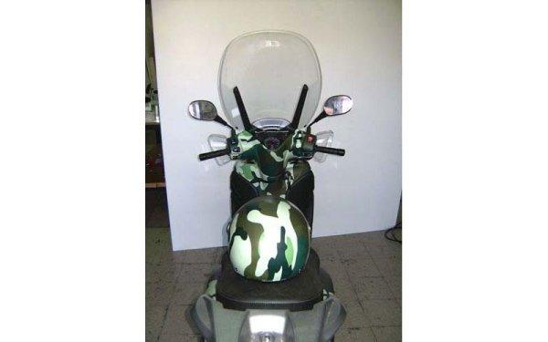 motorino personalizzato