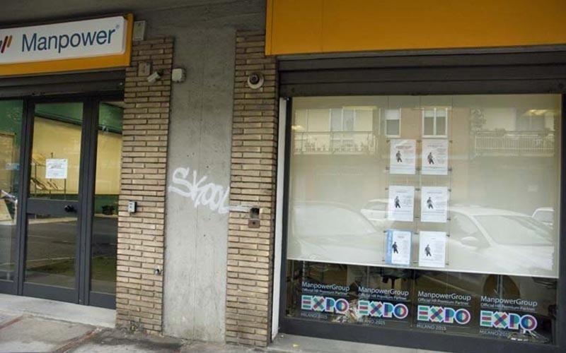 installazione insegne per negozi