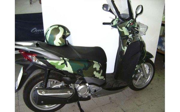 personalizzazione scooter