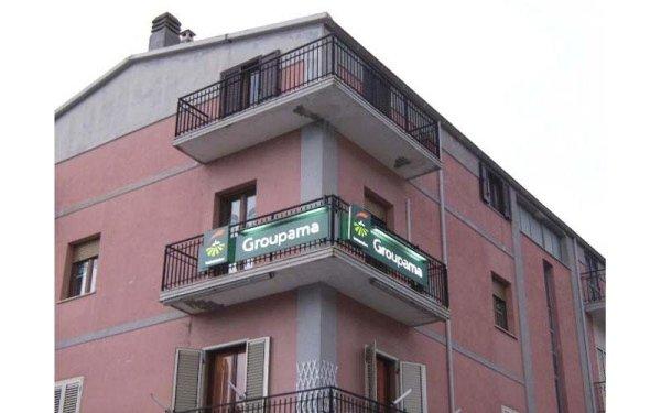 pubblicità su balconi