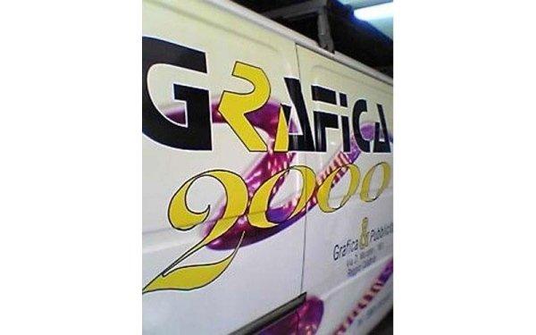 furgoni con logo