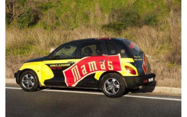 autoveicoli promozionali