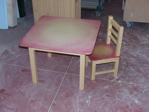 Falegnameria Coppola - Tavoli