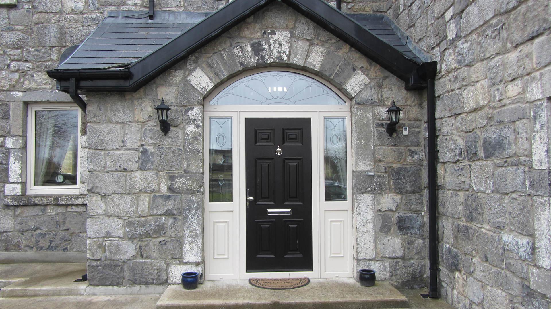Do you need a new front door call the team at kingfisher new door rubansaba